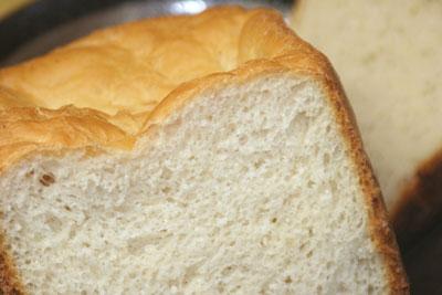玄米粉10%のパン