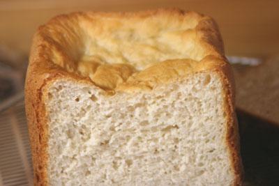 玄米粉15%のパン